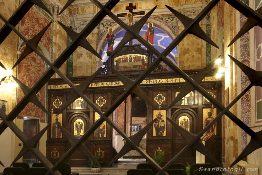 Chiesa di San Basilio agli Orti Sallustiani