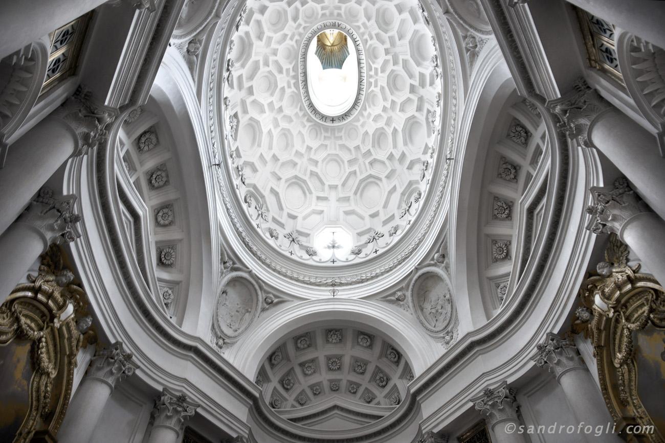 Chiesa di San Carlo alle Quattro Fontane
