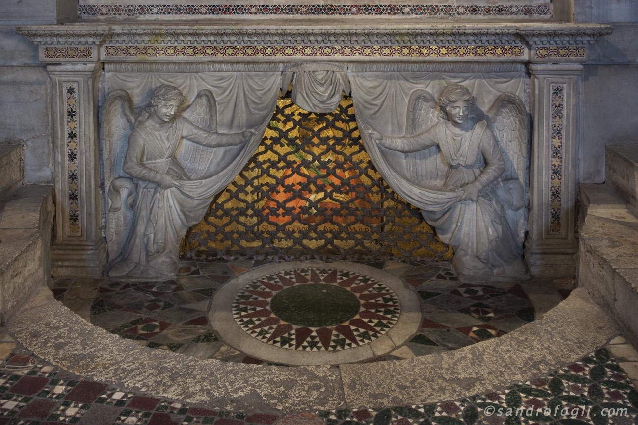 Chiesa di San Cesareo in Palatio