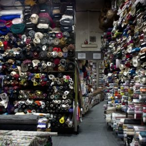 Fabric store, Bassetti3 Roma