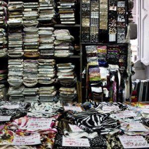 Fabric store, Bassetti5 Roma