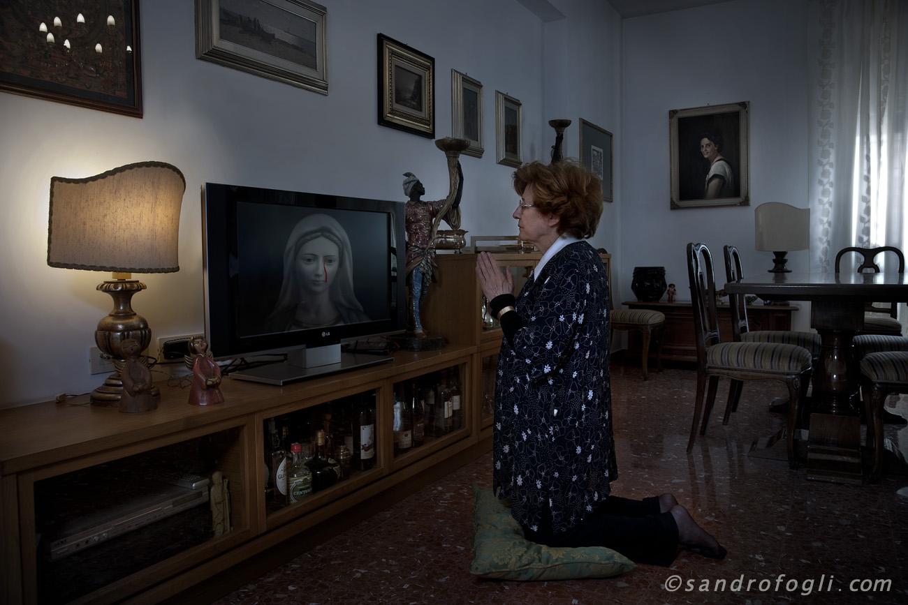 Shortstories - Tv miracle